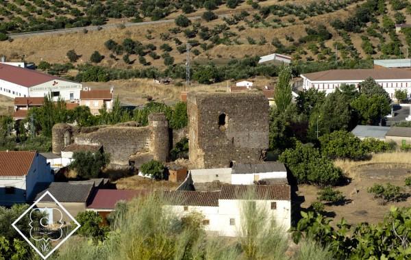 Castillo De Salvaleón